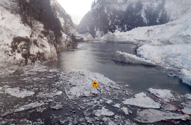 Photo courtesy of State of Alaska DOT&PF
