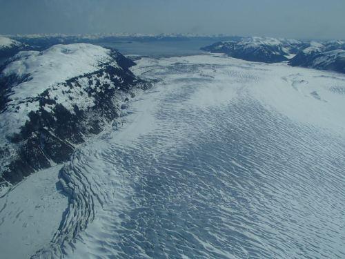 Brady Glacier