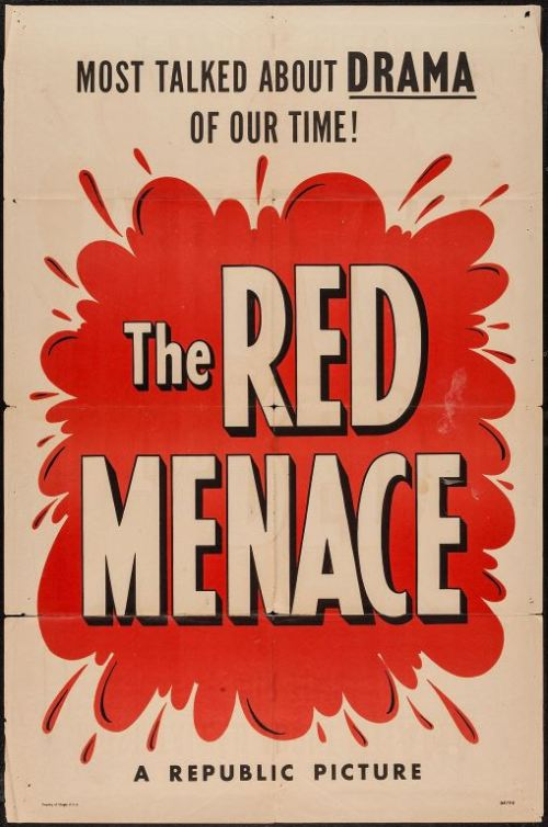 Red Menace,  from 1949