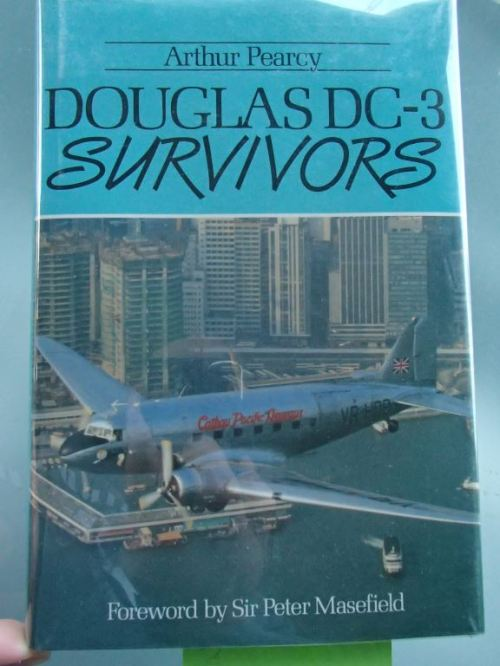 2-book series for DC-3 lovers